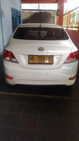 Hyundai Excel 3 ex taksi jogja