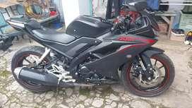Yamaha motor r15