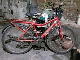 Ranger bycicle good condition running condition