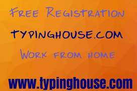 Hiring people for Copy paste work/work from home near New mahe