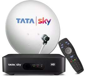 Tata sky dth 6 months free , Case on delivery,