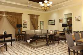 2000 Square Feet Fully Furnished Apartment In Stunning Dha Defence Is