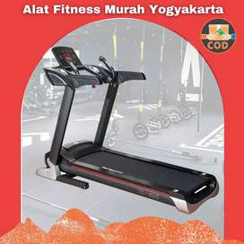 Alat Fitness Treadmill Elektrik 1 Fungsi TL-155 Yogyakarta