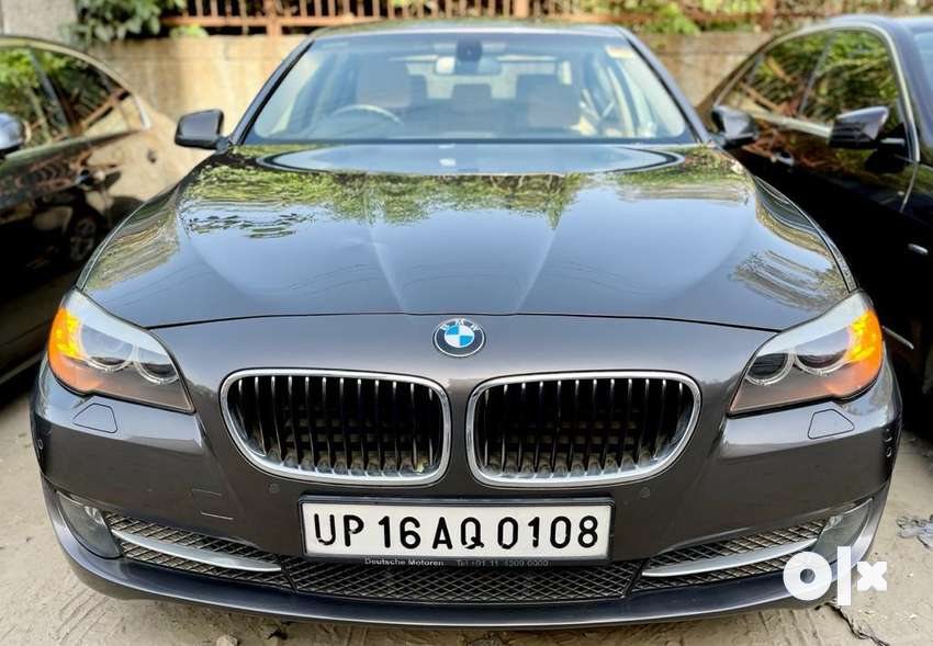 BMW 5 Series 525d Luxury Line, 2013, Diesel