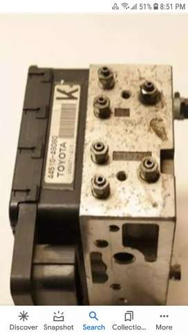 Toyota Rx450h ABS unit available