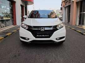 Honda HRV S Metik Tahun 2017 Tdp Ringan 45 Jt Termurah