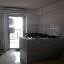 DIsewakan Apartemen Bassura 2BR Tw D 22AD SemiFurnished, Cipinang, Jak