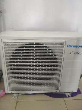 AC panasonic 3/4 PK. Bekas masih bagus