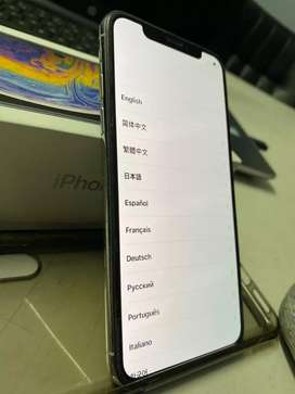 IPhone XS 256 in excellent condition with warranty