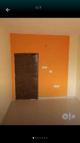 One BHK flat for rent only 9.500