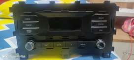 KIA Seltos HTE Base Model Music System