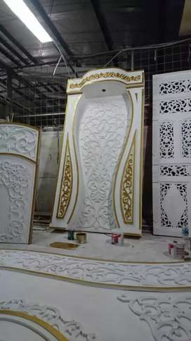 Industri  pembuatan  dekorasi pelaminan dekorasi pernikahan