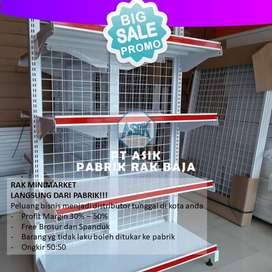 Rak Gondola Rak Usaha Rak Minimarket