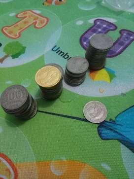 Uang logam 100 kuno