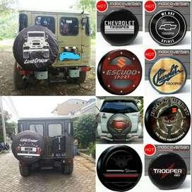 Cover Ban Terios Escudo Panther Taruna#sarung ban rush Logo Mancity Cl