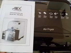 Anex Deluxe Air Fryer (AG-2018)