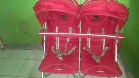 Stroller twin babyelle