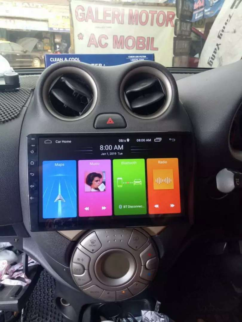 TV 9 inch Android di March 1180K free Masang 0