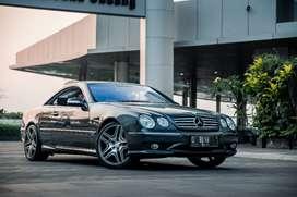 Mercedes Benz CL500, RARE!!!