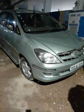 Toyota Innova for immediate sale