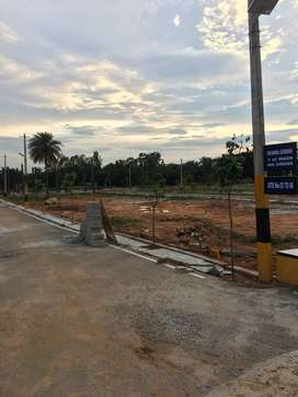 plots near yelahanka