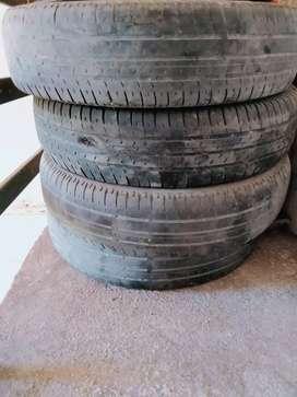 Bridgestone swift or swift dezire used tyres for sell