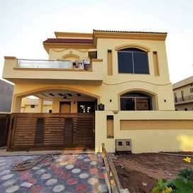 C1- 10 Marla 5 Bedroom Brand New House For Sale In Bahria Enclave Isb