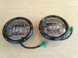 7 inch LED Head Lamp for Jeep & Gypsy & Bullet