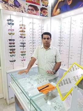 Well established optical shop for sale