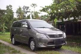 Grand Inova Diesel manual 2012
