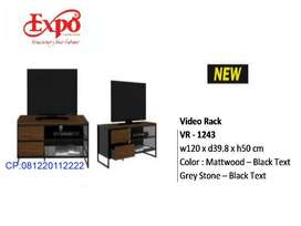 Video Rack Expo VR 1243