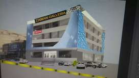 5 Storey commercial building for rent main road old satellite town