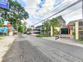Dijual Tanah Tepi Jl Kabupaten Dalam Ringroad Cocok Gudang, Kantor