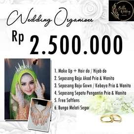 Make Up Arts & Wedding Organizer