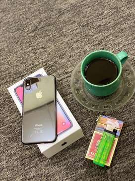 iPhone X 256gb ibox