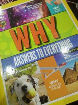 Why answer to everything