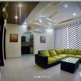 1bhk ready to move fully furnished flat in sec 115 just 11.90lac