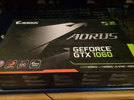 New AORUS Geforce GTX-1060 6GB 192bit