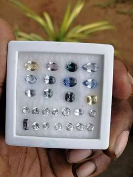 Gems Stone all types of natural semi precious and precious stones