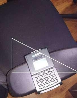 $`mobile credit /debit card swiping machine[]/+^{