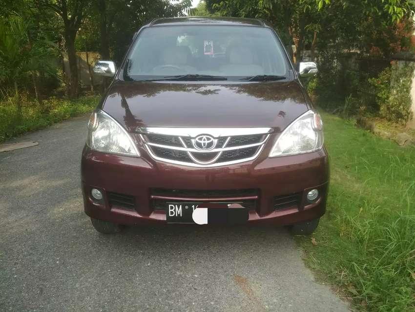 Toyota Avanza G Manual Tahun 2011 0