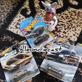 Paket HotWheels Nissan Silvia