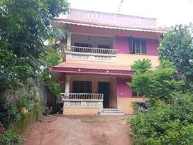 1750sqft 6yrs Old House Santhipuram