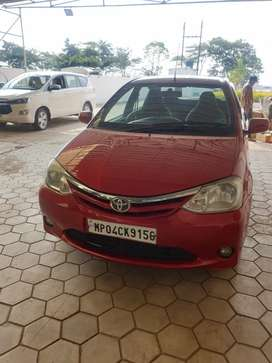 Toyota Etios GD Diesel Mileage of 25km/lt Good condition Rs 4,10,000