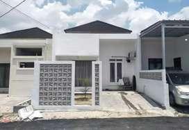 Rumah komersil murah di Lampung