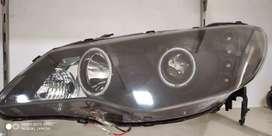 Honda civic  head lamp  new