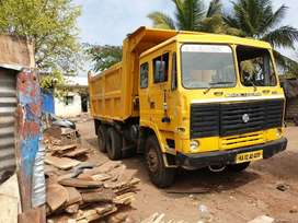 Tipper 2516 in good condition