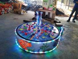 RST Pancingan ikan elektrik mainan mall pasar malam labirin odong2