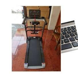 Treadmill Elektrik Series Genova // BG Homeshopping
