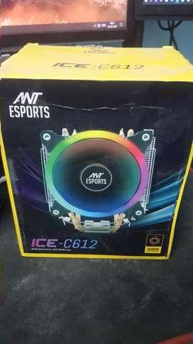 Ant eSports ice-c612 RGB Cpu cooler